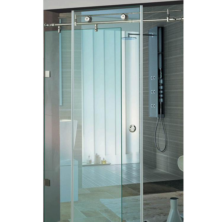 tempered glass bath screen