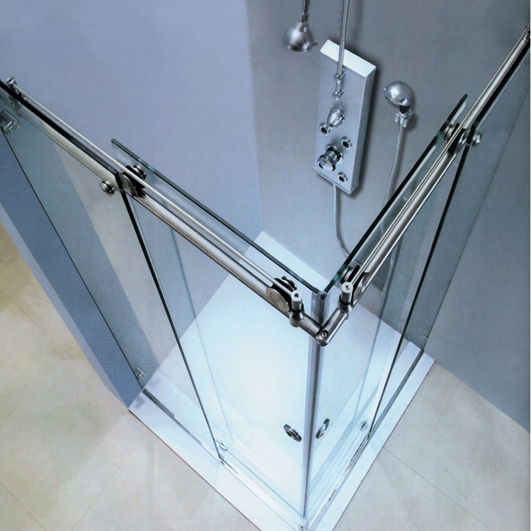 tempered glass shower screen